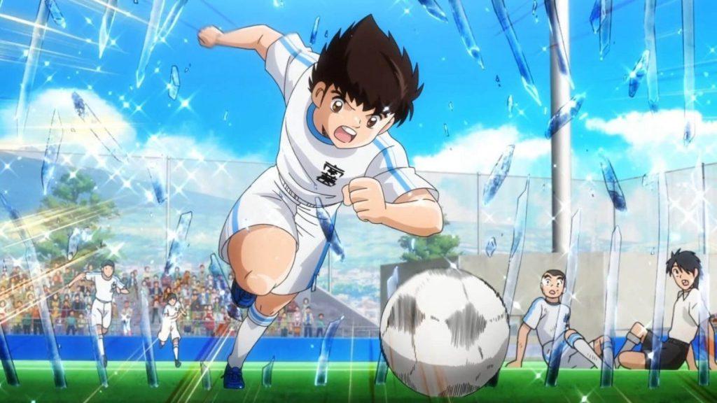 Los mejores animes de deporte (Captain Tsubasa)