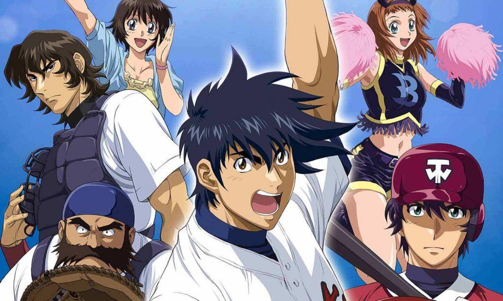 Los mejores animes de deporte [Top5] (Major)