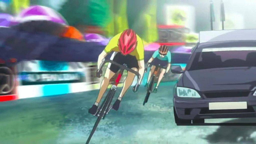 Los mejores animes de deporte [Top5] (Over Drive)