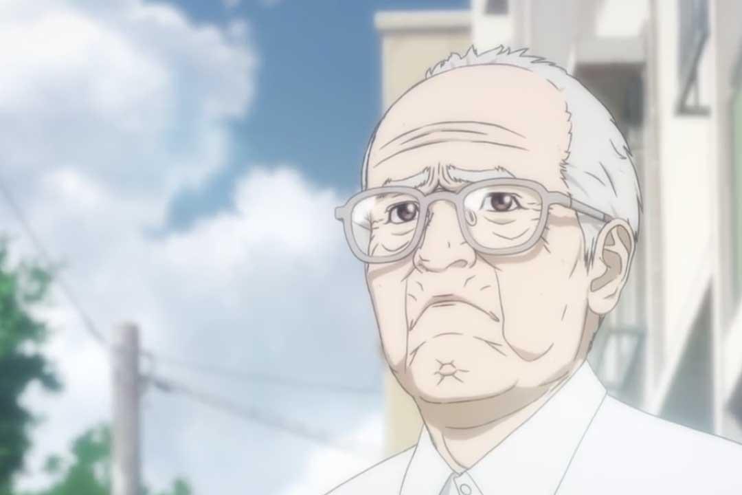 Los mejores animes psicológicos de 2017 (Inuyashiki)