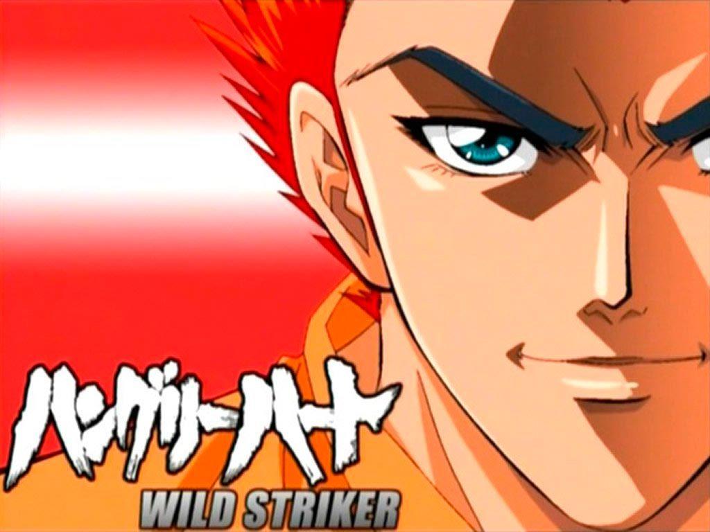 Los mejores futbolistas del anime (Kyosuke Kanou de Hungry Heart: Wild Striker)