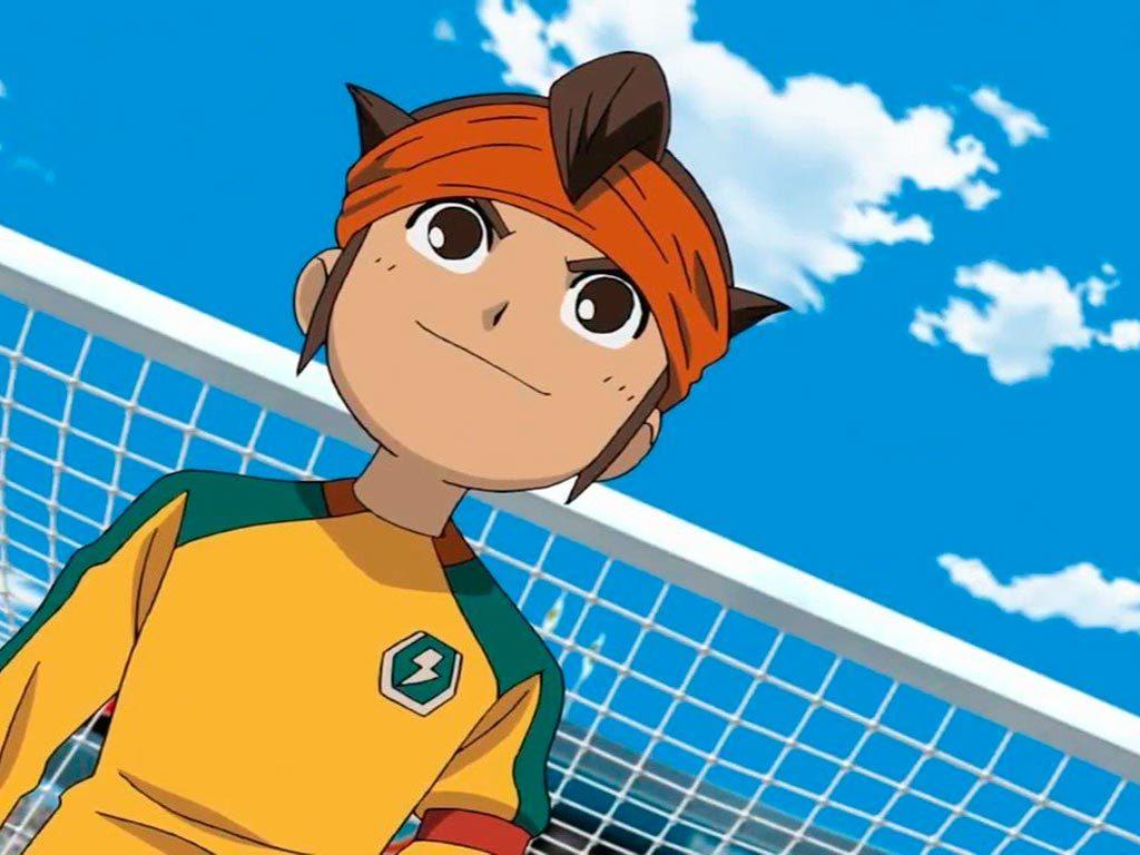 Los mejores futbolistas del anime (Mamoru Endou de Inazuma Eleven)