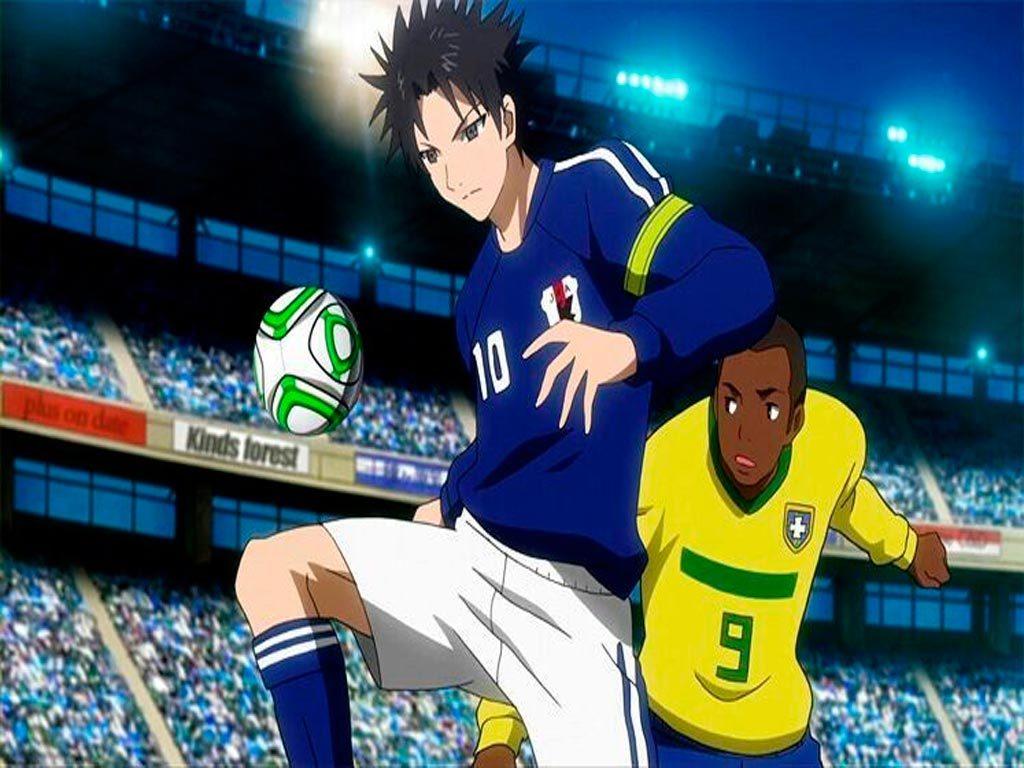 Los mejores futbolistas del anime (Suguru de Area no Kishi)