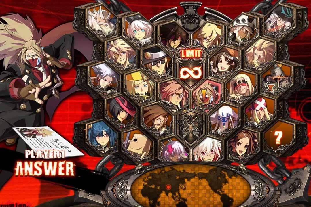 Los mejores videojuegos de Pelea (Guilty Gear Xrd -SIGN-)