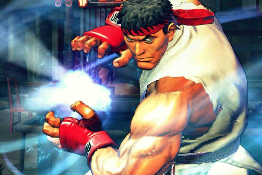 Los mejores videojuegos de Pelea (Street Fighter IV)