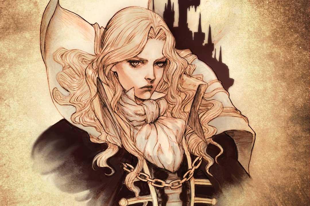 Los mejores videojuegos de vampiros (Castlevania: Symphony of the Night)
