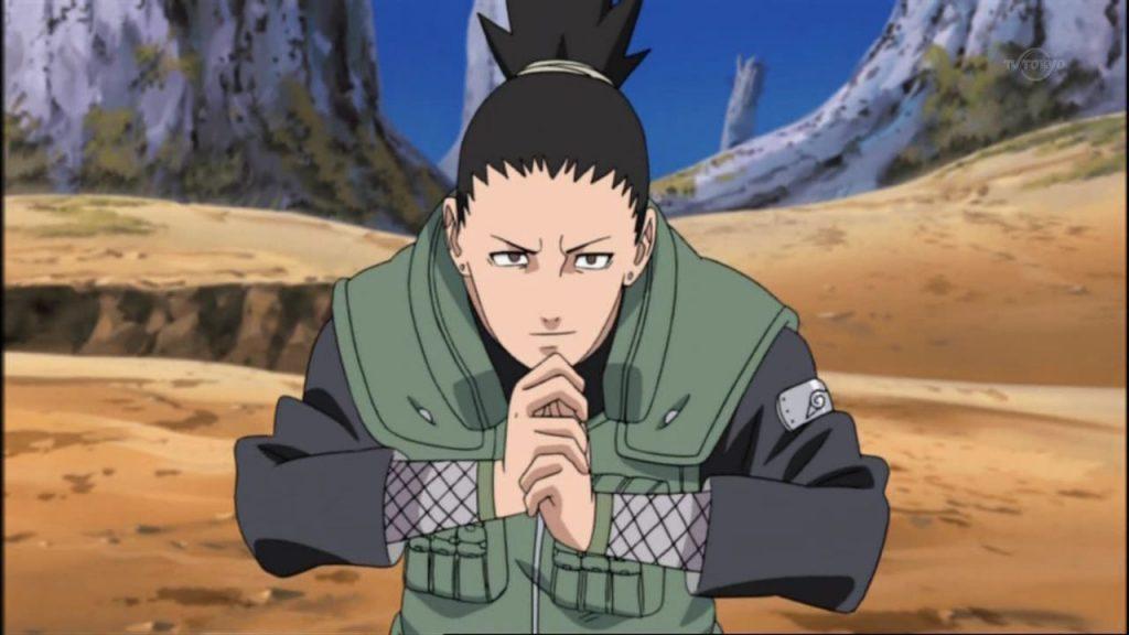 Los personajes de anime más inteligentes (Shikamaru de Boruto: Naruto Next Generations)
