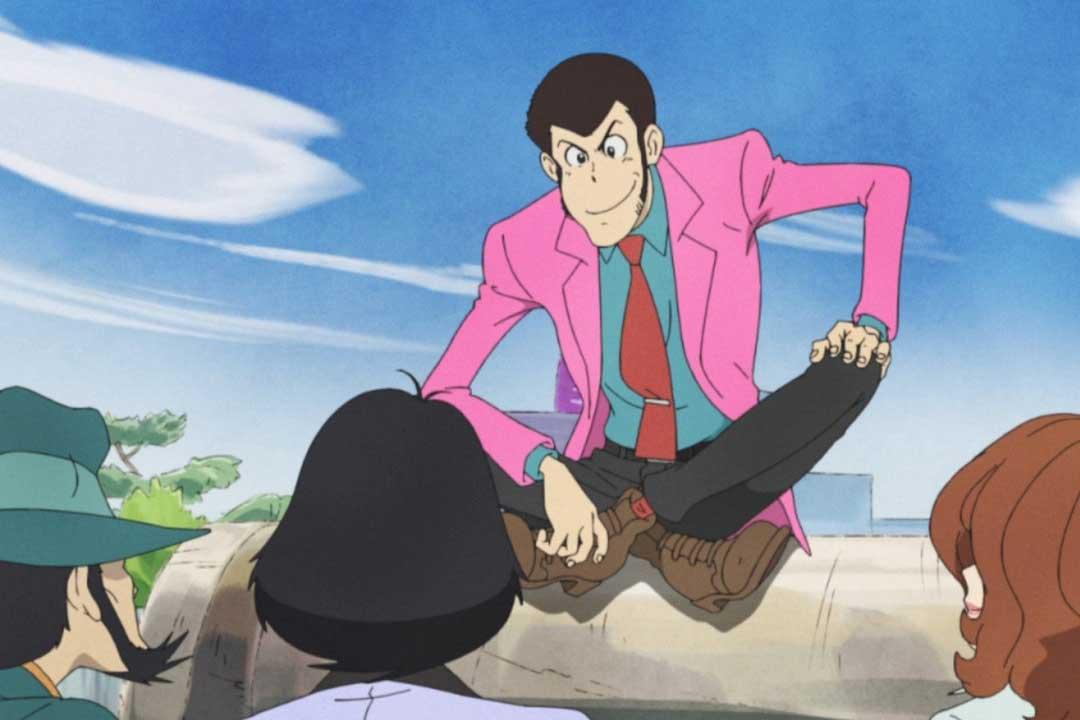 Los mejores animes de acción Primavera 2018 (Lupin III PART5)
