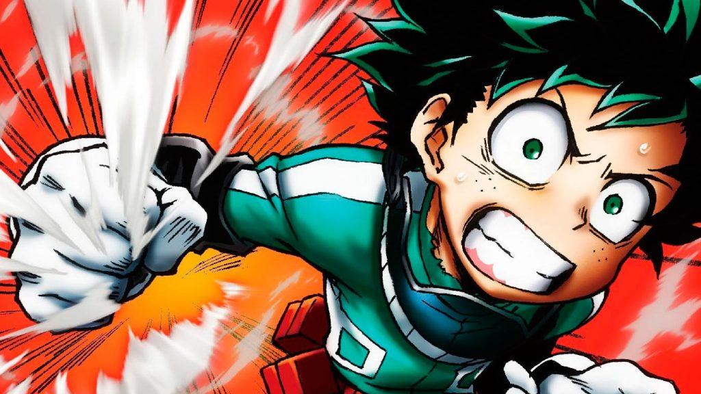 Los mejores animes de Acción primavera 2018 - Oniichanime