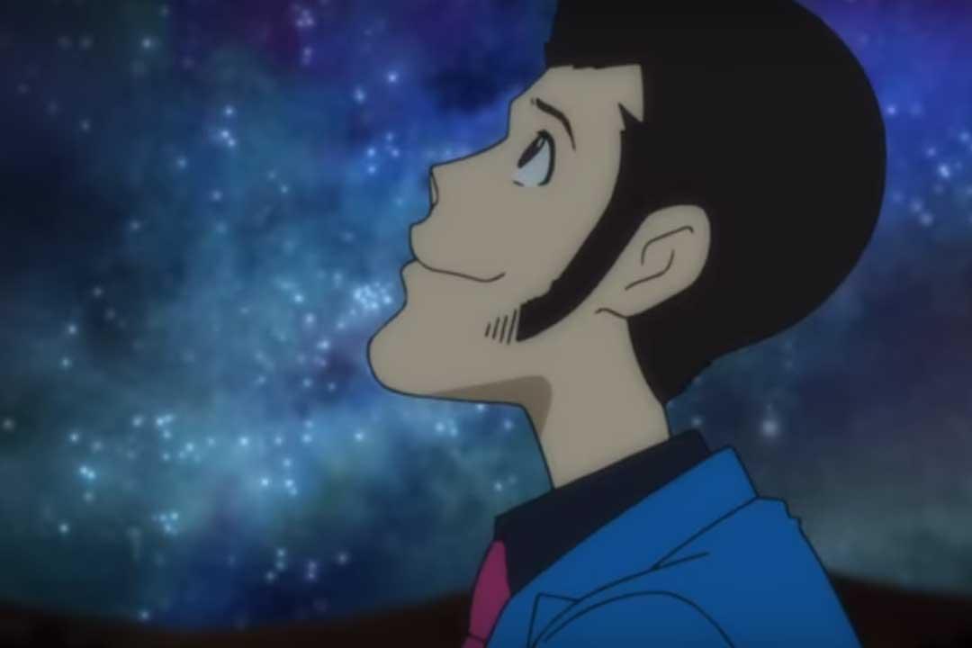 Los mejores héroes del anime Primavera 2018 (Arsene Lupin de Lupin III Part 5)