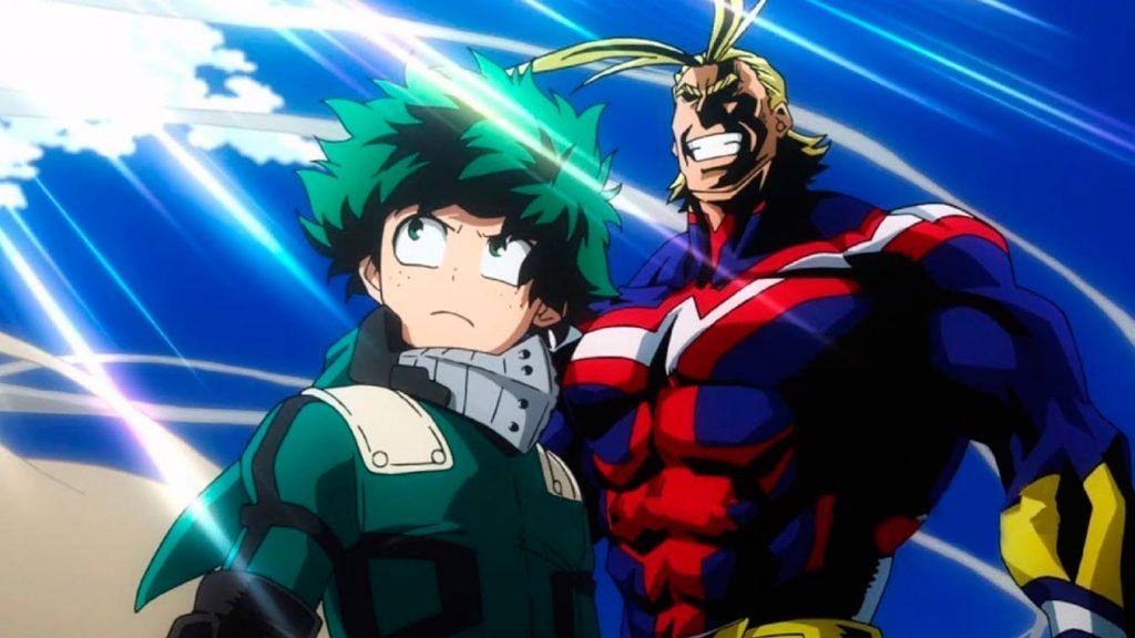 Los mejores héroes del anime primavera 2018 - Oniichanime