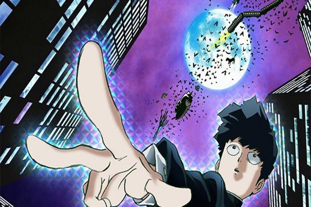 Los mejores mangas de acción (Mob Psycho 100)