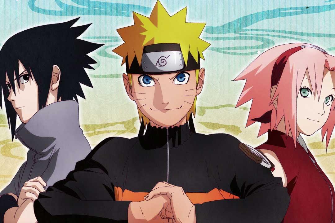 Naruto vs Luffy (Naruto Shippuden)