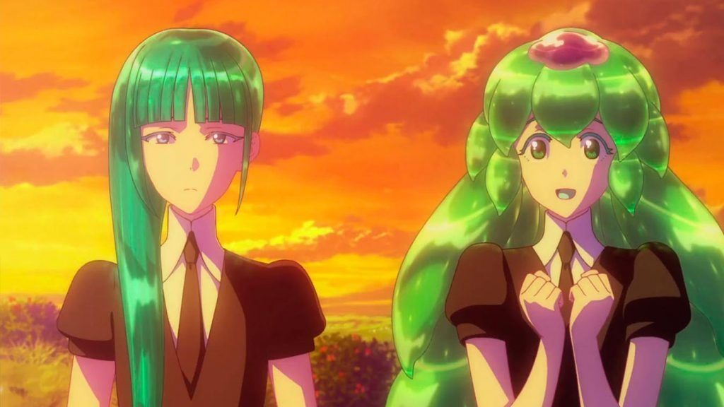 Los 5 mejores animes de Aventura de 2017 (Houseki no Kuni)