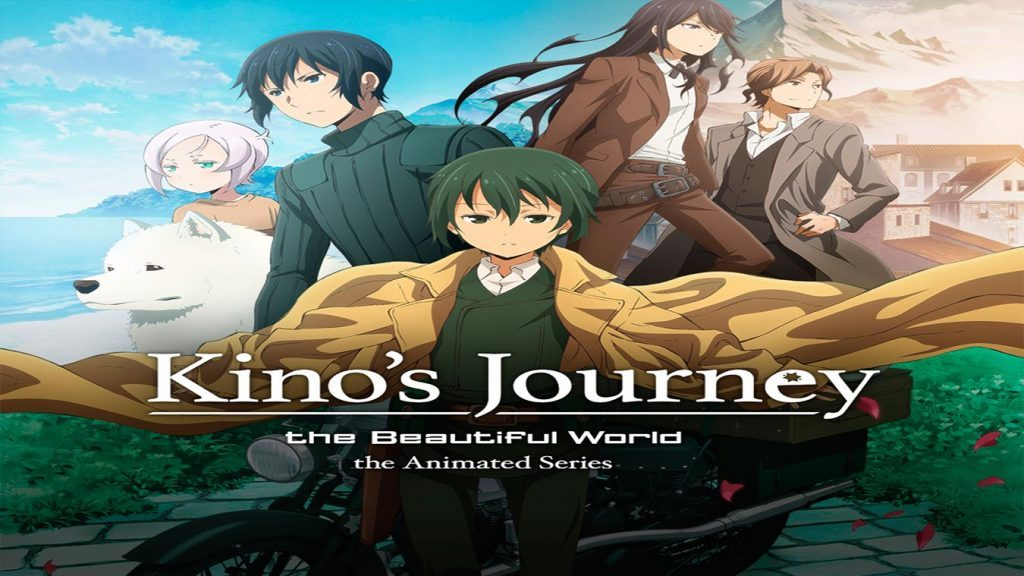 Los 5 mejores animes de Aventura de 2017 (Kino no Tabi: The Beautiful World - The Animated Series)