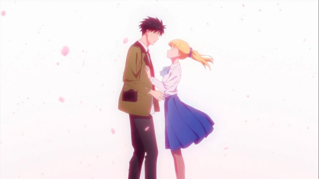 Los 5 mejores animes de Romance Primavera 2018 (Tada-kun wa Koi wo Shinai)