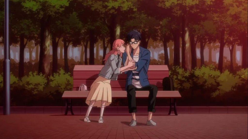 Los 5 mejores animes de Romance Primavera 2018
