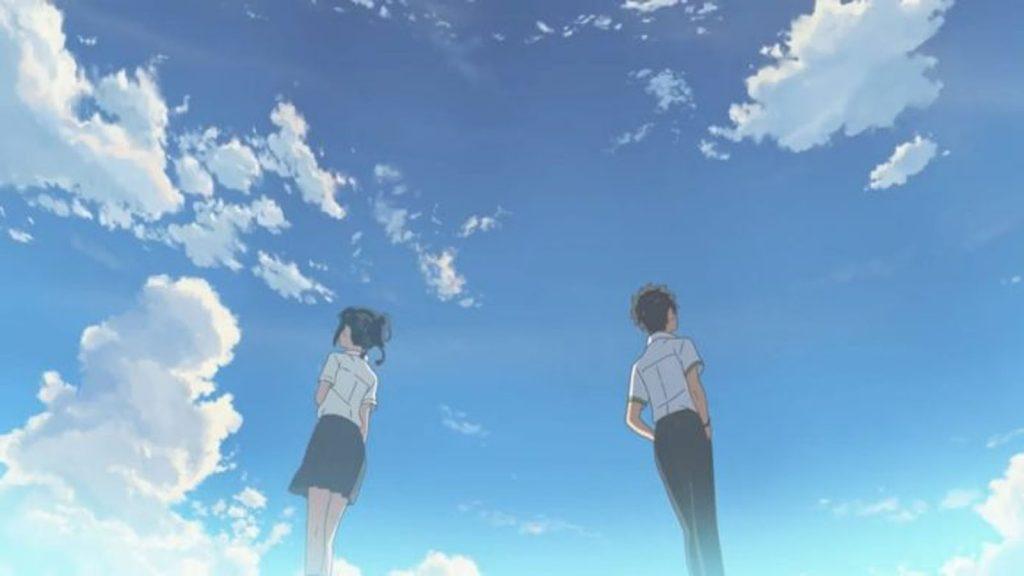 Los 5 mejores mangas de Drama (Kimi no Na wa.)