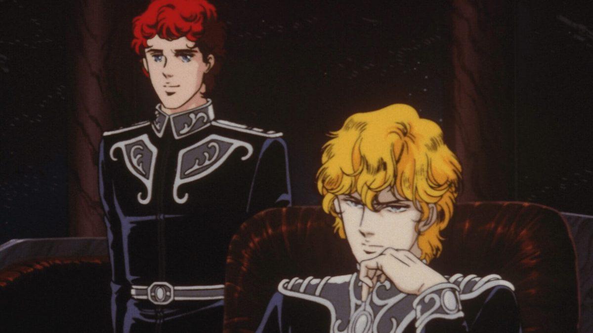 Los mejores animes de Aventura Primavera 2018 (Ginga Eiyuu Densetsu: Die Neue These - Kaikou)