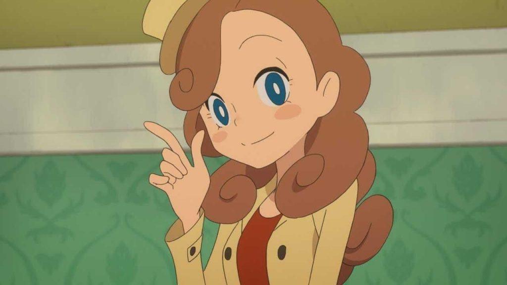 Los mejores animes de Misterio Primavera 2018 (Layton Mystery Tanteisha: Katri no Nazotoki File)