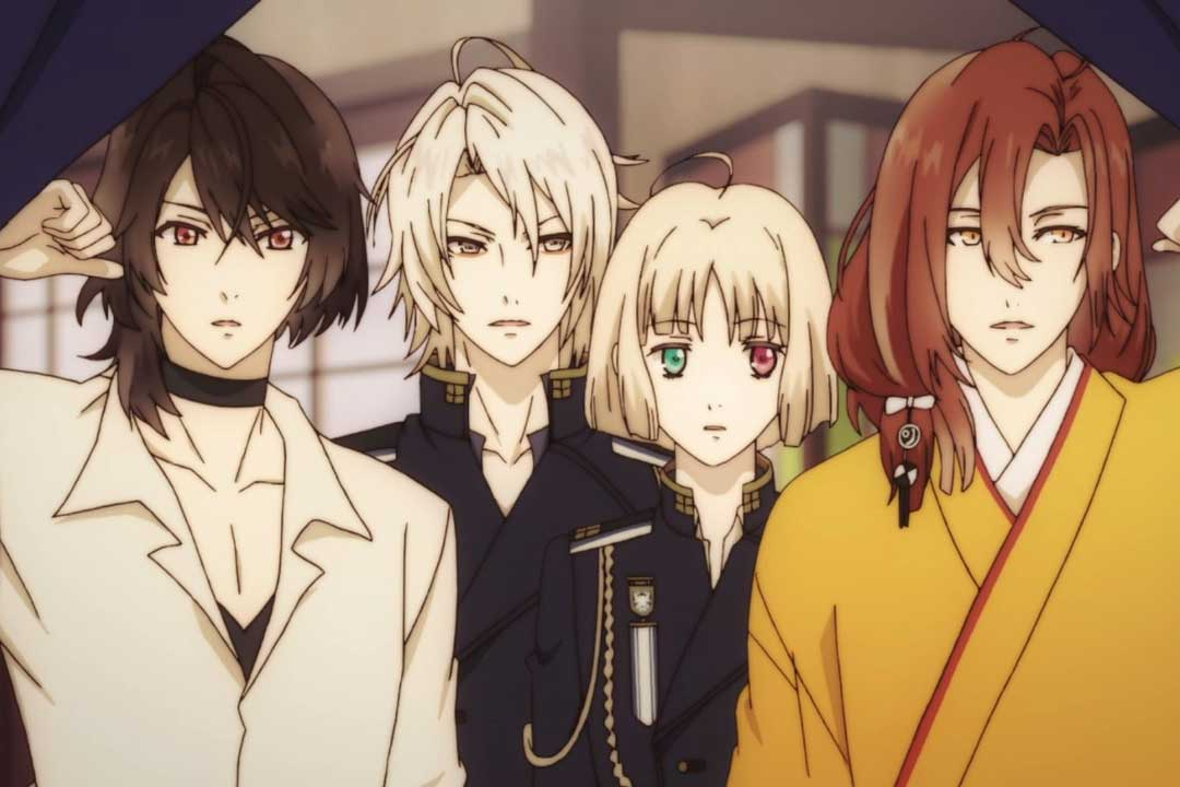 Los mejores animes de Romance Primavera 2018 (Nil Admirari no Tenbin)