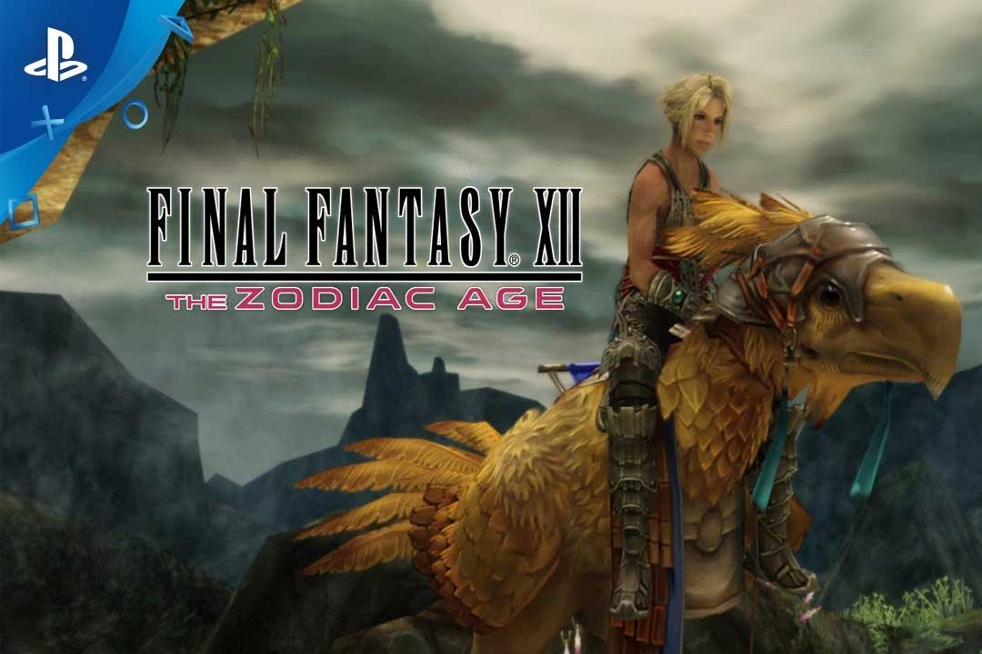 Los mejores videojuegos RPG y JRPG 2017 (Final Fantasy XII: The Zodiac Age)