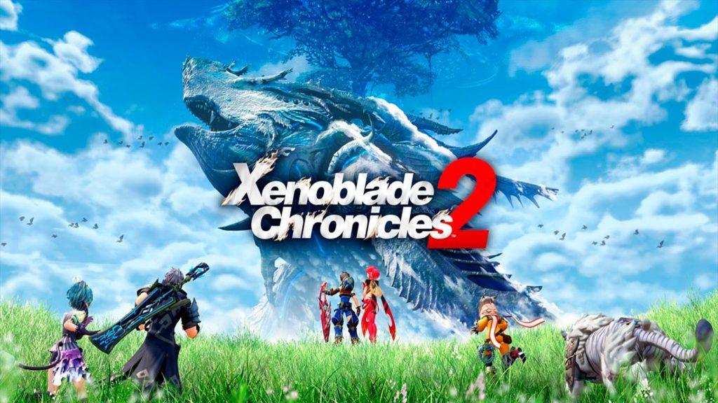 Los 5 mejores videojuegos RPG y JRPG (Xenoblade Chronicles 2)