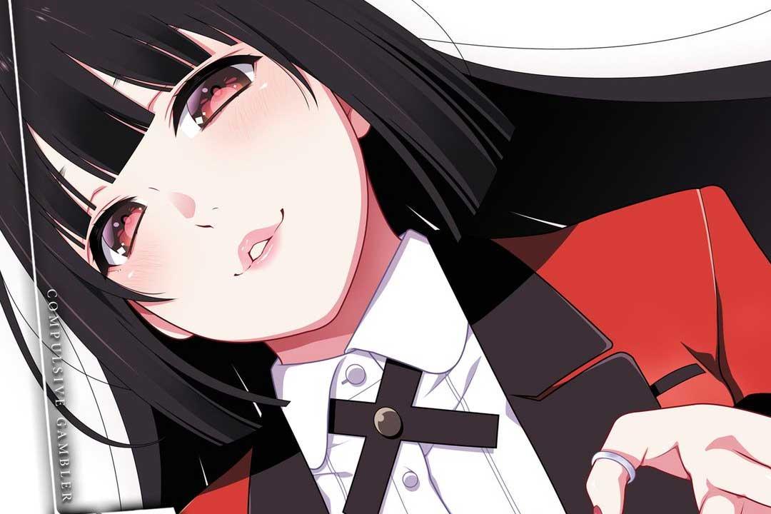 Las mejores películas de Magia del anime (Kakegurui (Compulsive Gambler))