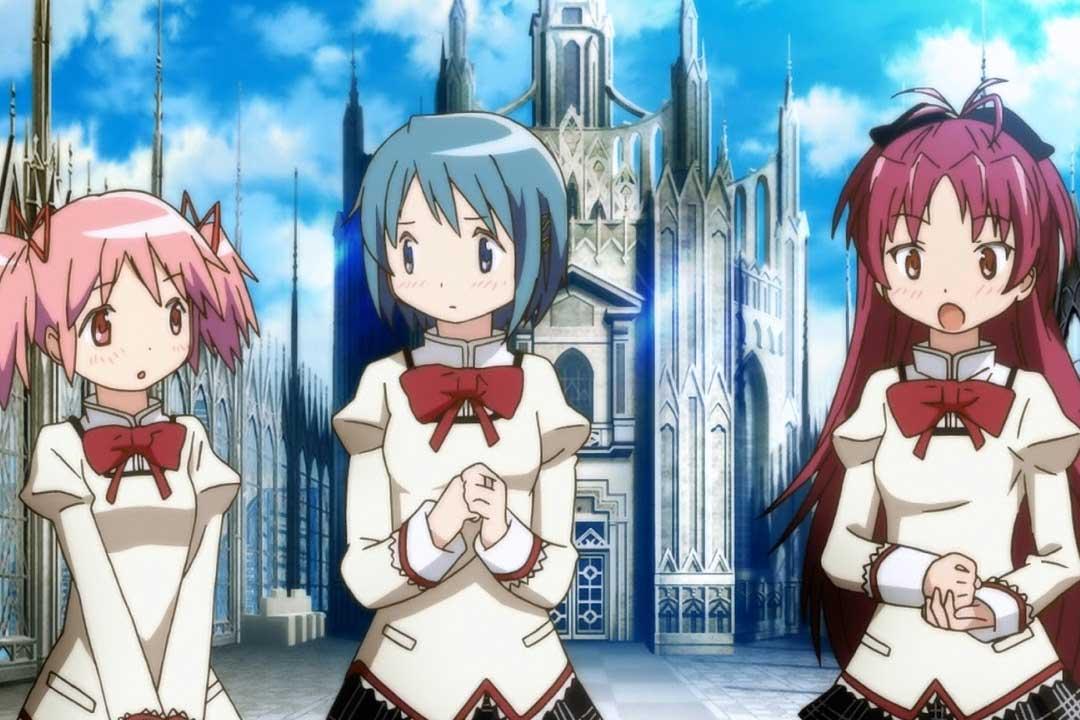 Las mejores películas de Magia del anime (Mahou Shoujo Madoka Magica Movie 3: Hangyaku no Monogatari)