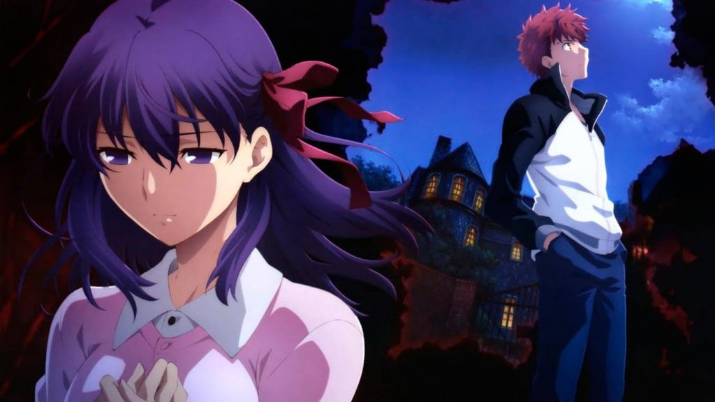 Las mejores películas de Magia del anime (Fate/stay night Movie: Heaven's Feel - I. Presage Flower)