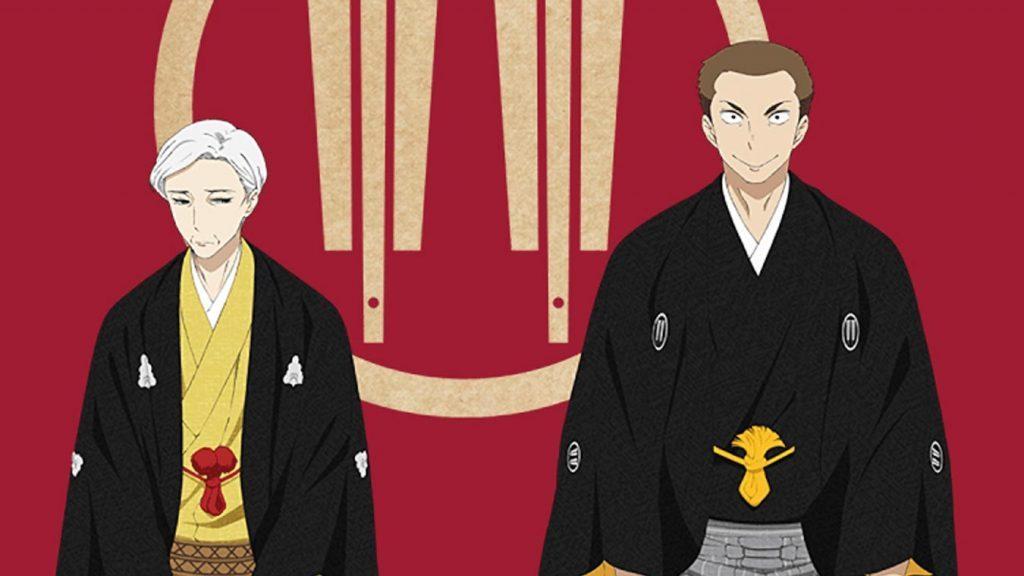 Los mejores animes de Drama de 2017 (Shouwa Genroku Rakugo Shinjuu: Sukeroku Futatabi-hen)