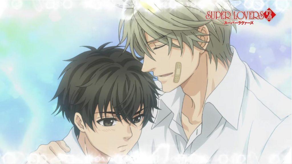 Los mejores animes de Drama de 2017 (Super Lovers 2)