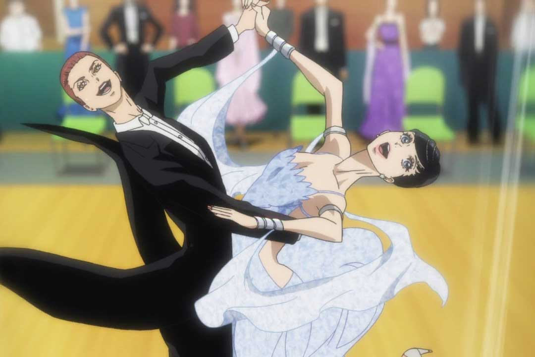 Los mejores animes de Drama de 2017 (Ballroom e Youkoso (Welcome to the Ballroom))