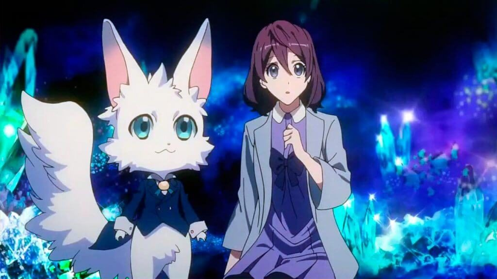 Los mejores animes de Magia Verano 2018 (Yume Oukoku to Nemureru 100-nin no Ouji-sama)
