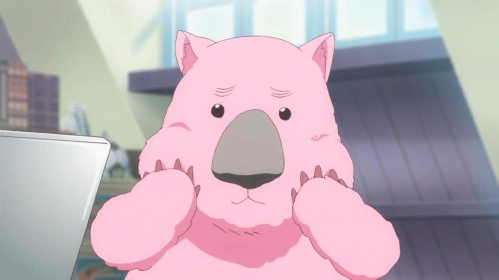 Las mejores criaturas del anime que utilizan Magia (Wombat)