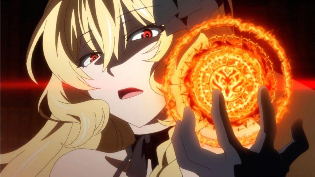 Las mejores magas del anime (Celica Arfonia)
