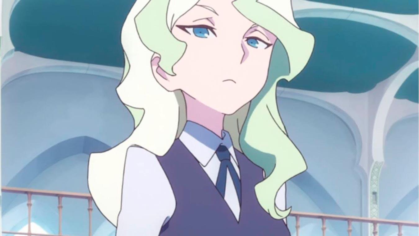 Las mejores magas del anime (Diana Cavendish)