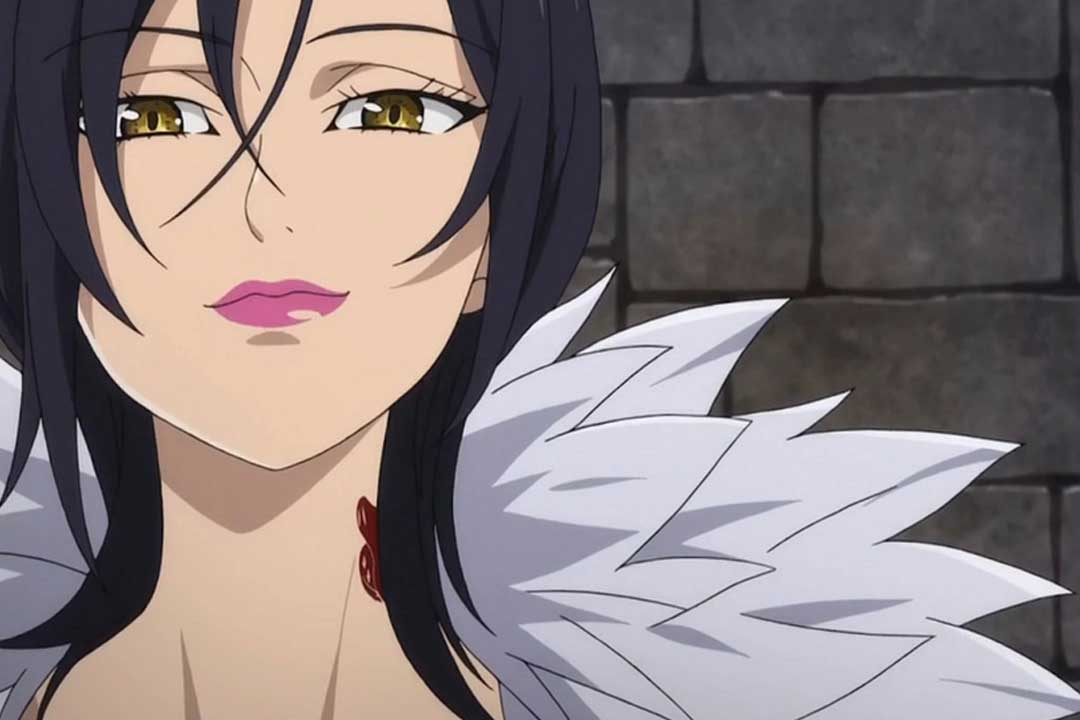 Las mejores magas del anime (Merlin de Nanatsu no Taizai: Imashime no Fukkatsu)
