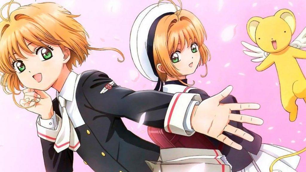 Las mejores magas del anime (Sakura Kinomoto)