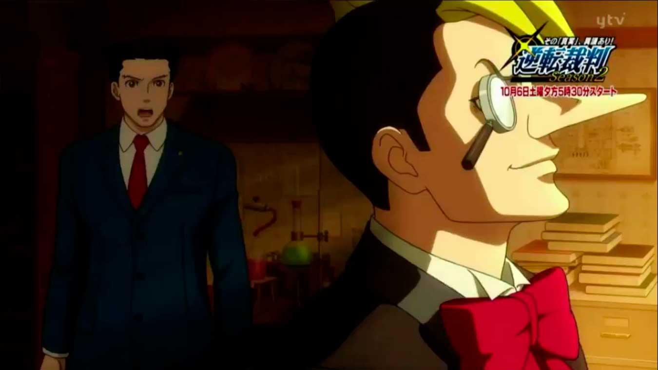 """Las mejores secuelas de anime de Otoño 2018 (Gyakuten Saiban: Sono """"Shinjitsu"""", Igi Ari! Season 2)"""