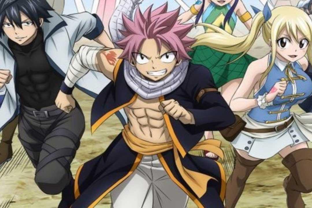 Los mejores animes Shonen de Otoño 2018 (Fairy Tail: Final Series)