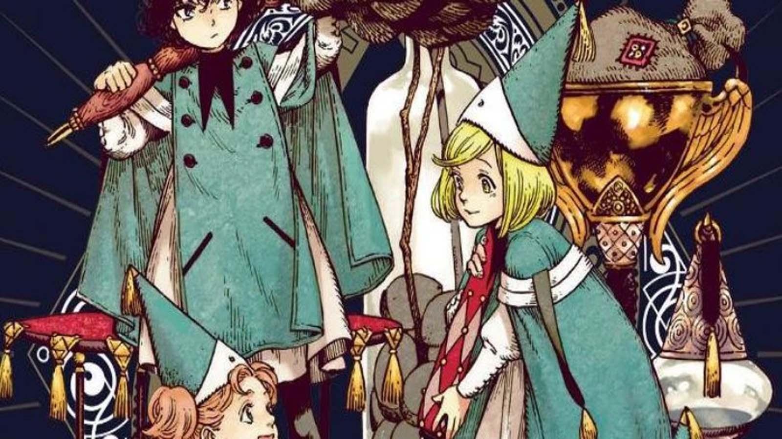 Los mejores mangas de Magia - Oniichanime