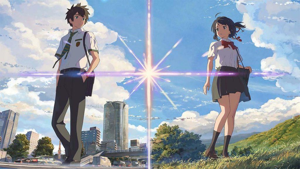 Los mejores mangas de Romance (Kimi no Na wa.)