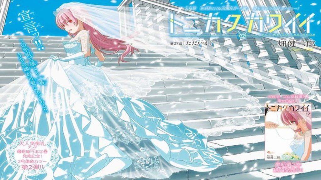 Los mejores mangas de Romance (Tonikaku Kawaii)