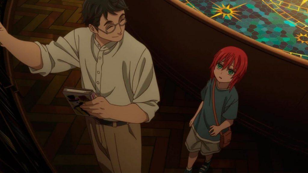 Los mejores OVA's de Magia del anime (Mahoutsukai no Yome: Hoshi Matsu Hito)