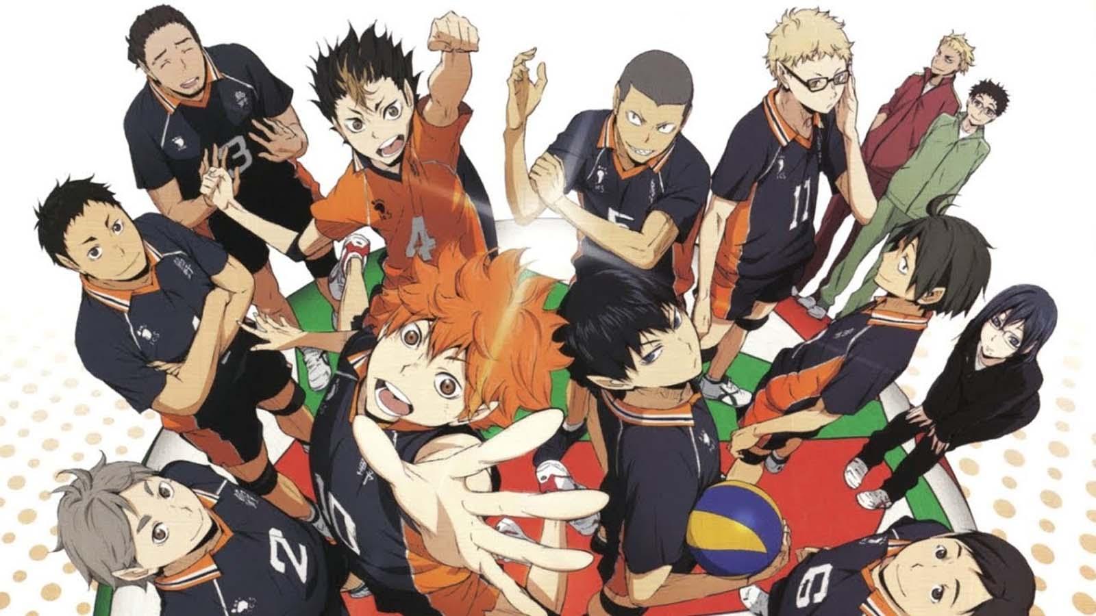 Los mejores mangas de Deportes - Oniichanime