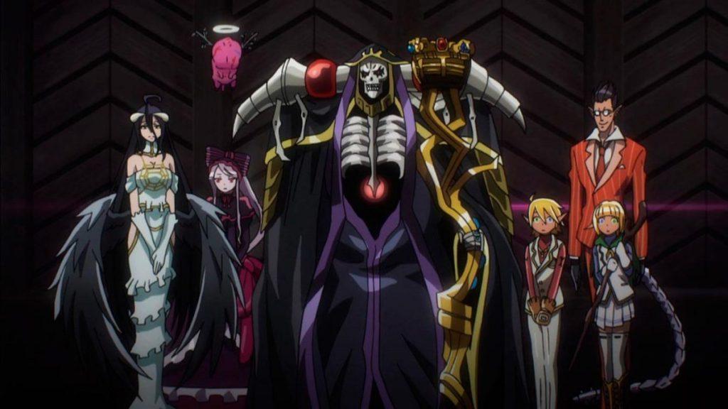 Albedo contra Miia (Overlord y Monster Musume no Iru Nichijou)