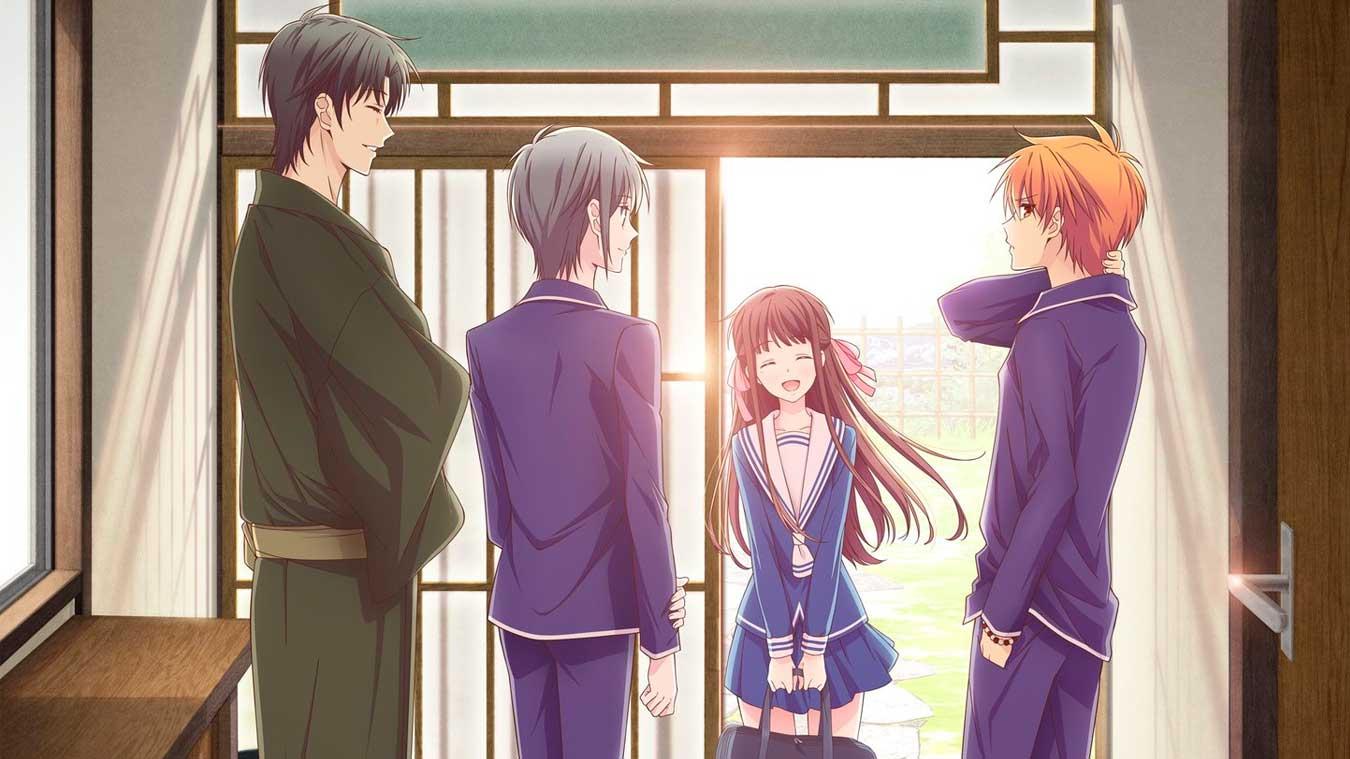 Fruits Basket tendrá una nueva adaptación al anime en 2019