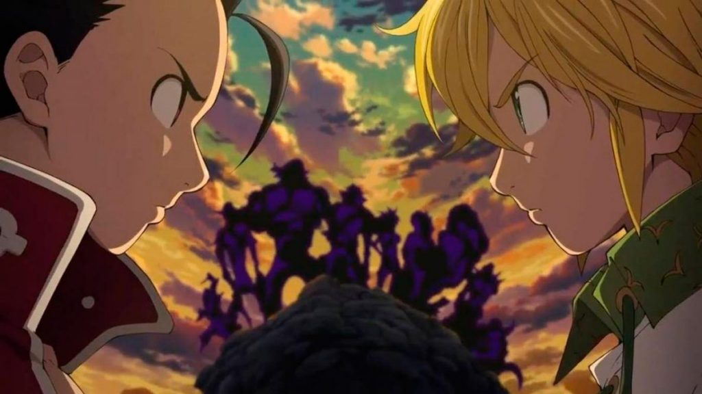 Los mejores animes de Acción de 2018 (Nanatsu no Taizai: Imashime no Fukkatsu)