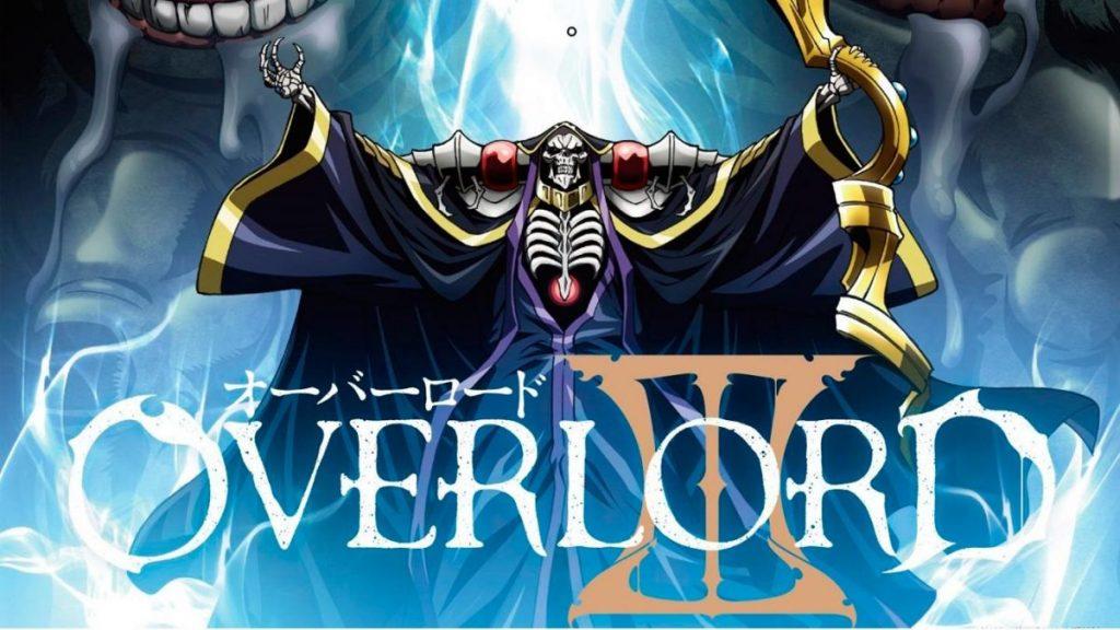 Los mejores animes de Acción de 2018 (Overlord III)